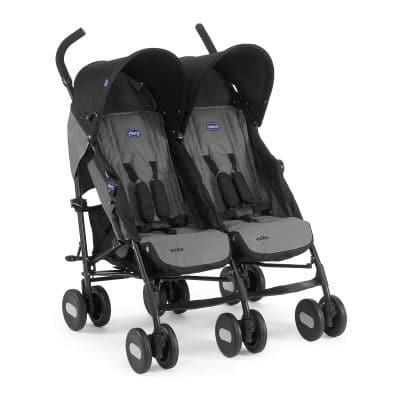 עגלת תאומים אקו – Echo Twin