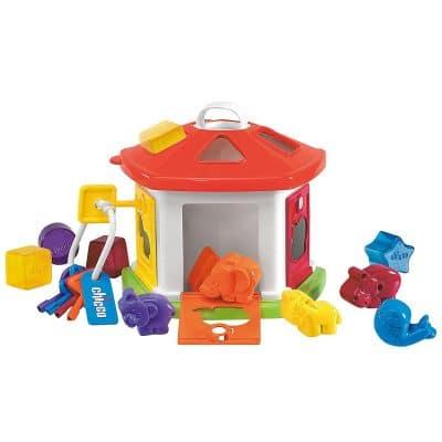 צעצוע בית מפתחות חיות – Animal Cottage