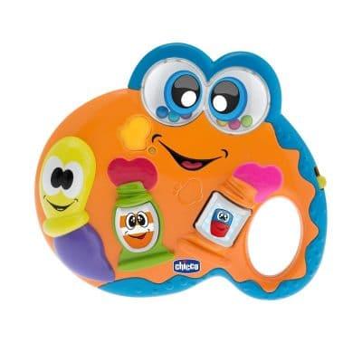 לוח פעילות לצייר המתחיל Chicco Toys Baby Painter