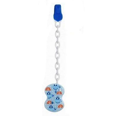 מחזיק שרשרת למוצץ  – Clip & Chain