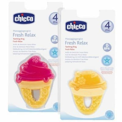 נשכן בצורת גלידה – Fresh Relax Teether Ice Cream
