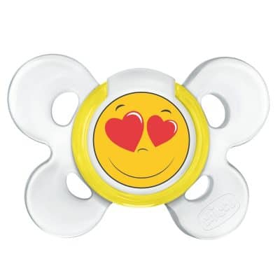 מוצץ סיליקון 0-6M קומפורט מחייך – Silicone PH Comfort Smile