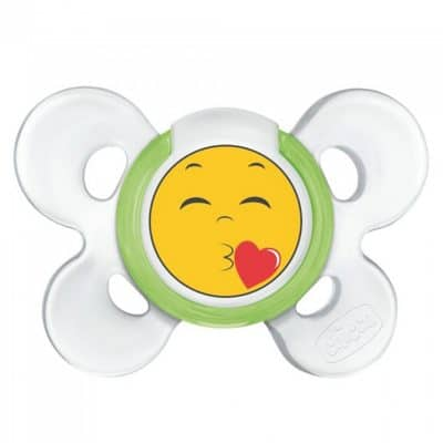 מוצץ סיליקון 6-16M קומפורט מחייך – Smile Silicone PH Comfort