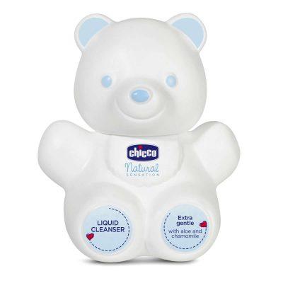 תחליב רחצה לתינוקות – Natural Sensation Teddy Bear Lquid Cleanser