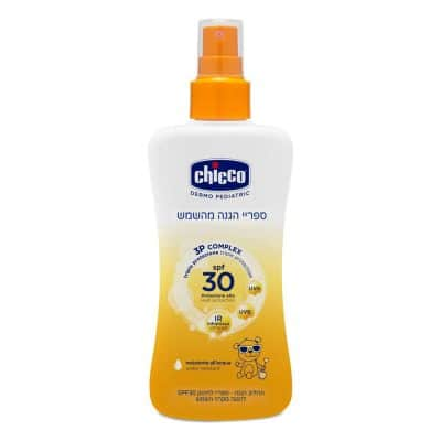 ספריי הגנה מהשמש – Sun Spray SPF 30
