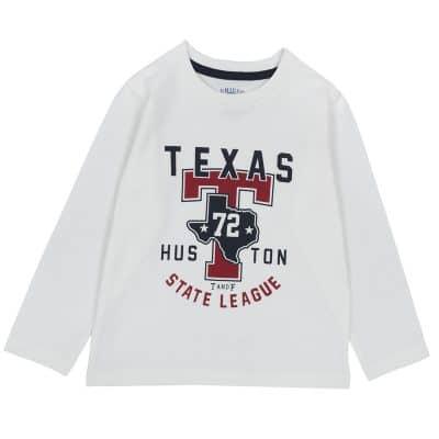 חולצה שרוול ארוך- (09006446-030)
