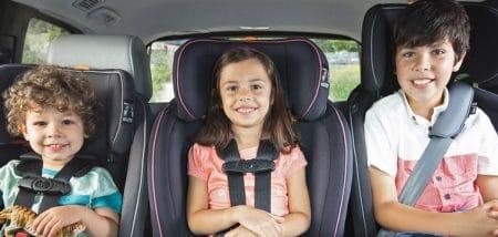 בטיחות ברכב – חגירה נכונה של ילדך ברכב