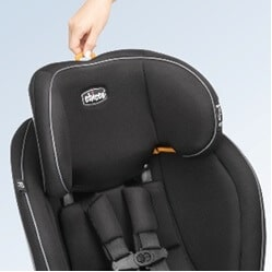 כסא בטיחות Chicco fit 4