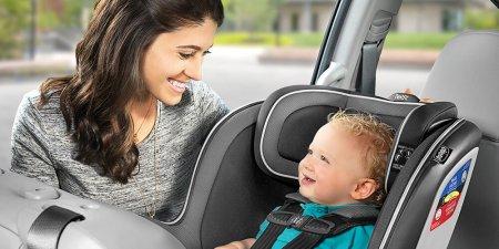 סקירה מורחבת כיסא בטיחות נקסטפיט זיפ אייר – NextFit Zip Air