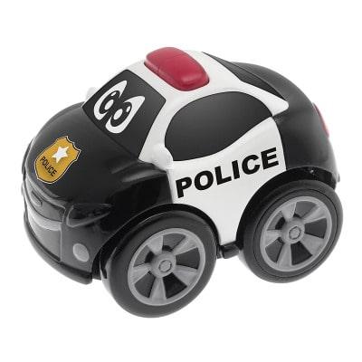 רכב חשמלי משטרה – Turbo Team Workers Police