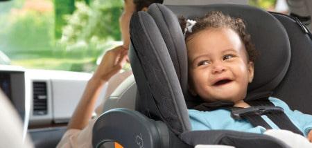 בחירת כיסא הבטיחות לפי גיל הילד