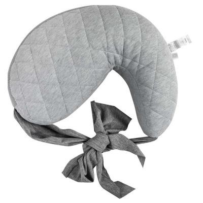 כרית הנקה בופי ניידת עם קשירה – Anywhere Nursing Pillow