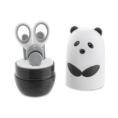 ערכת טיפוח 4 ב-1 פנדה/דוב קוטב – Manicure Set Panda/Polar Bear
