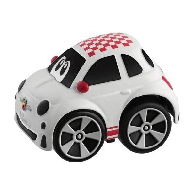 מכונית מיני טוברו פיאט – 500 Toy Turbo Team 500 Stunt Abarth